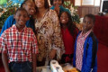 The Purpose behind Dancing with a Purpose.  Helping for the Holidays